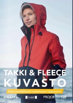 takit ja fleecet yrityksille