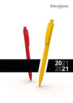 klio eterna kynät logolla 2021-2022